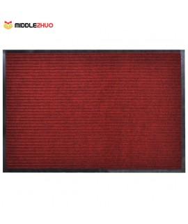 Red PVC Door Mat 120 x 180 cm