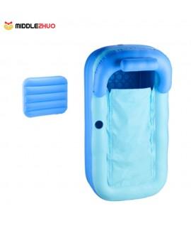 Multifunctional Practical Blow Up Adult Children Thicken PVC Folding Bathtub