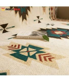 Practical Creative Geometric Rug Ethnic Style